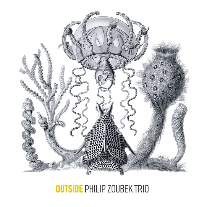 Philip Zoubek Trio »Outside«